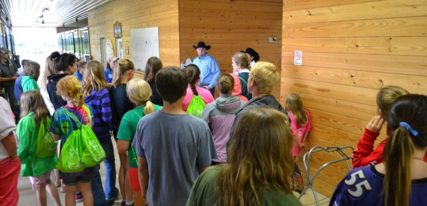 Chapman Reining Horses was happy to host over 100 Maryland 4-Her's and volunteers as part of the 2013 Maryland 4-H Horse Jamboree on July 12. The 4-Her's learned about reining […]