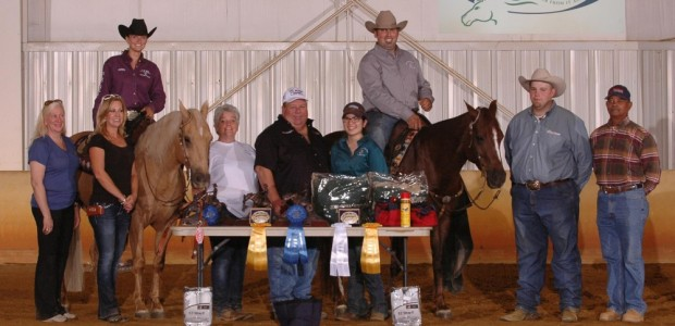 Chapman Reining Horses would like to say thank you and good luck to former assistant trainers Martin Audet and Maya Stessin. Martin and Maya are moving to Texas to work […]