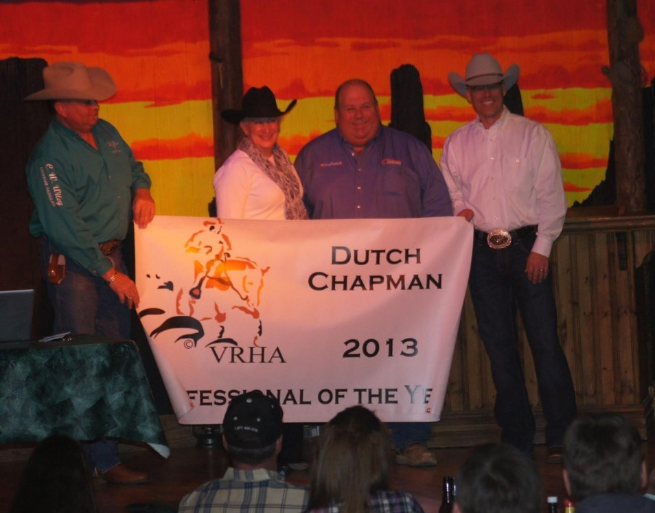 Dutch Pro of the Year 2013 VRHA_D Robinson photo