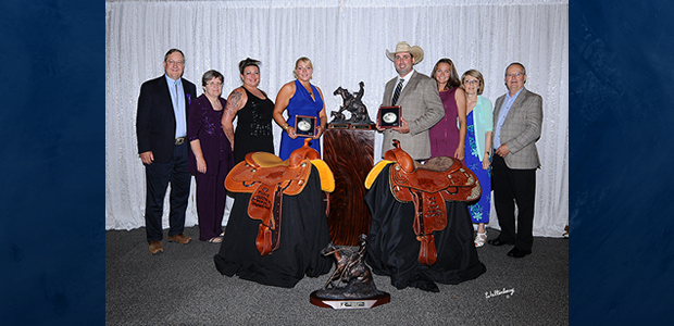 Chapman Reining Horses would like to congratulate their 2013 NRHA World Champions, pictured here at the awards banquet in Oklahoma City!  Congratulations to Martin Audet on Chic with Chex (Intermediate […]