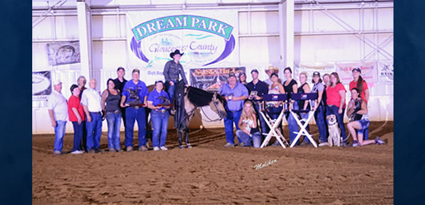 Congratulations to Amanda Yarbrough and Tinsel and Spark aka Friday, they did it again! Amanda and Friday won the September EPRHA Reining Thunder Futurity, Open Levels 1 and 2​. This is the pair's […]