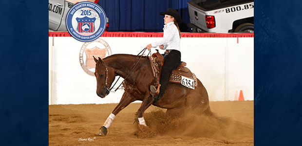 Chapman Reining Horses would like to congratulate Brooke Myers of Port Matilda, PA. Brooke was Reserve Champion at the 2015 All-American Quarter Horse Congress in the Novice Youth division and […]