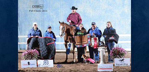 Chapman Reining Horses would like to congratulate Don Burgy on his multiple wins at the CNYRHA Fall Classic and NE Affiliate Regional Championships!  Don was the Limited Non Pro Champion Masters […]