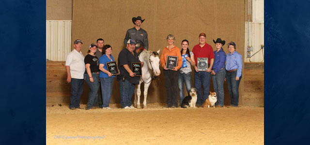Congratulations to Eric Priest riding WhoIs McMurtry, owned by Holly Bray, who was Champion High Point Rookie Professional, Champion High Point Limited Open, and Reserve Champion 7-Up Level 2 atVirginia […]
