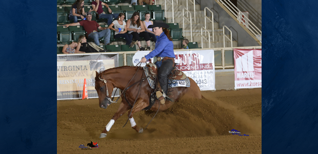 Congratulations to Amanda Yarbrough riding RC Fancy Chic for winning Reserve Champion in the Level 1 Derby and 3rd in the Level 2 Derby at the Mid-Atlantic Reining Classic in […]