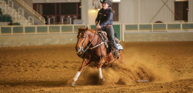 Good luck to Amanda Yarbrough and Nite Lee Special at the NRHA Futurity!