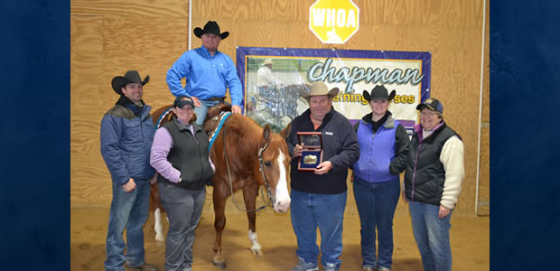 Congratulations to Shannon Snyder, riding Fancy Dual Train to a Top 10 finish in the Adequan NAAC Silver Spurs Equine Rookie of the Year competition in Oklahoma City in November […]