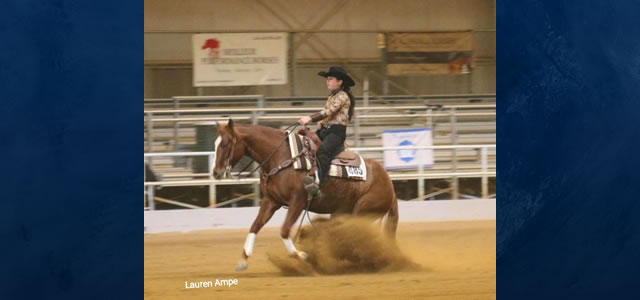 Brianna Villegas riding her horse Conquista Annie won the Youth Rookie this past weekend at the EPRHA Spring Dream show in New Jersey. We are so proud of how this […]