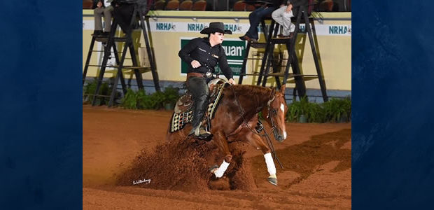 Congratulations to Gunners Shining Star, 2018 NRHA Futurity Semi-finalist! Bred, raised and trained at Rising Star Farm!!