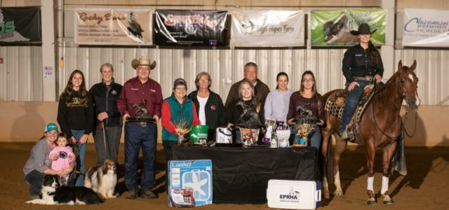 Congratulations to Amanda Yarbrough and Gunners Shining Star, NortheastAffiliateRegional Champion NoviceHorse2 and 3, owned by Don and Evelyn Burgy.