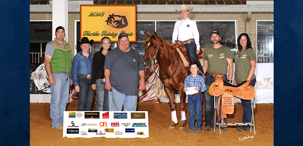 "Chapman Reining Horses would like to congratulate Tammy Scott and Skeets Nifty aka ""Big Skeets"" on being the High Point Champion Limited Nonpro and winning over $1,800 at the Florida […]"