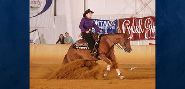 Chapman Reining Horses would like to congratulate Karen Goloboski on Booster Shot (aka Boo) for their second place finish in the Limited Non Pro and Cindi Rubens for her second place […]