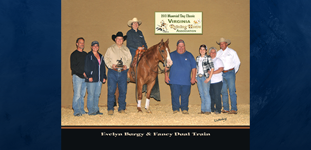 Chapman Reining Horses would like to congratulate Evelyn Burgy on her win in the Prime Time Non Pro and her Reserve Champion finish in the Limited Non Pro on Fancy Dual […]