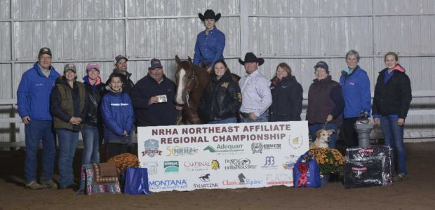 Good luck to Callihan Dice and KR Hickory Hurricane at the NRHA Futurity and Affiliate finals in Oklahoma City! Callihan and Hickory won the Rookie 1 and 2 at the […]