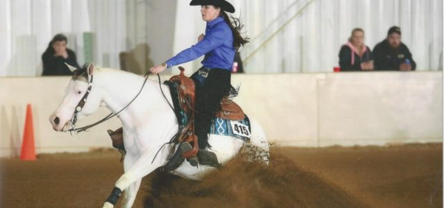 Chapman Reining Horses is excited to have Liz Kranz join our team. Liz has the experience, dedication, and strong work ethic it takes to be a champion. Congratulations to Liz […]