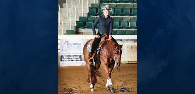 Congratulations to Maria Richards, showing Nite Lee Special, 2018 EPRHA Youth 14-18 Champion!!