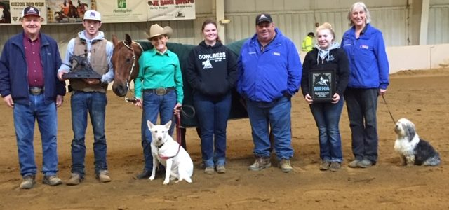 Congratulations to Kimberly Wolfe riding RC Fancy Chic for winning Champion Non Pro at the EPRHA Spring Show at the Dream Park, NJ.