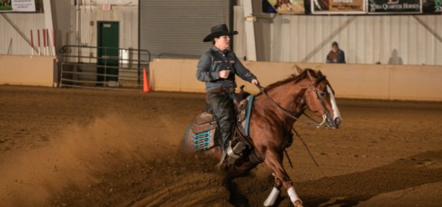 Congratulations to Mandy Yarbrough showing Slide Big Time, EPRHA2020 Intermediate Open Year-End Champion. Owned by Annie Annunziata of Redick, Florida.