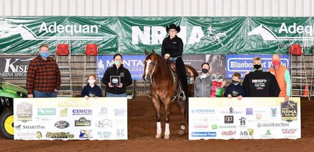 Chapman's Champions strike again! Chapman Reining Horses and Rising Star Farm congratulate trainer Taylor Davis winning Rookie Professional NAAC Reserve Champion, and tied second in the Limited Open NAAC and […]
